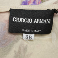 Giorgio Armani Silk dress in color