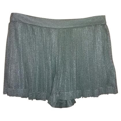 Blumarine Shorts with lurex