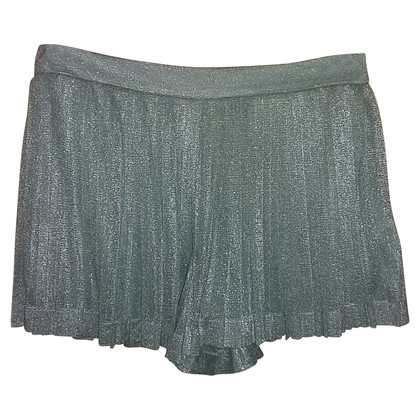 Blumarine Shorts avec lurex