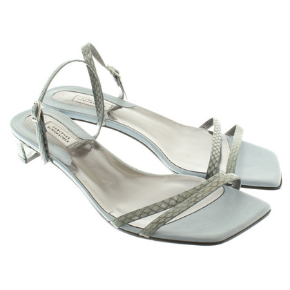 Dorothee Schumacher Sandals in lichtblauw