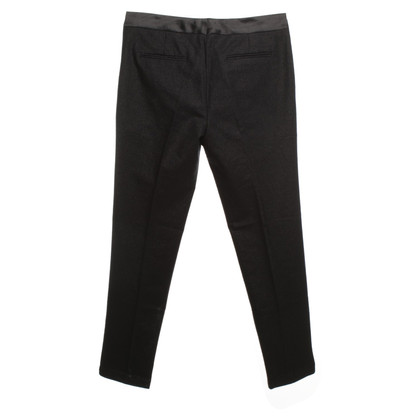 Karl Lagerfeld Trousers in black