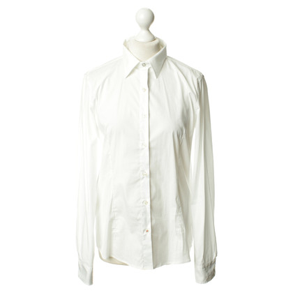 Barbour Blouse wit