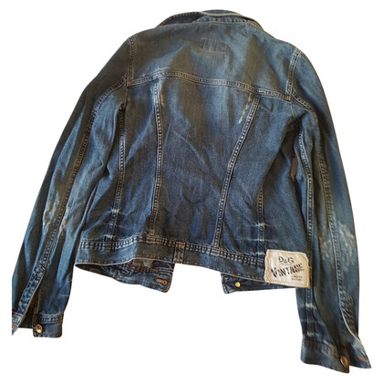 Dolce & Gabbana Denim jacket in used look
