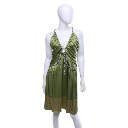 Chloé Robe en vert