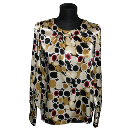 BCBG Max Azria Blouse with print