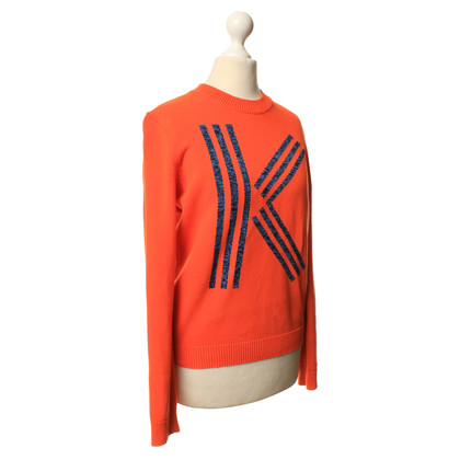 Kenzo Sweater in Orange