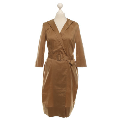 St. Emile Dress in Ocher