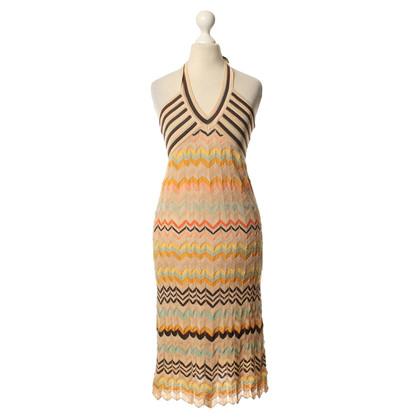 Missoni Multi-color knit dress