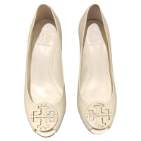Tory Burch Peeptoes Wedge
