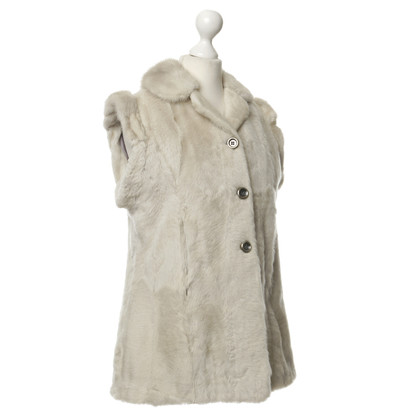 Other Designer Kochan fur Studio - fur vest in cream