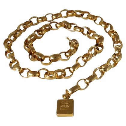 Chanel catena cintura con rimorchio