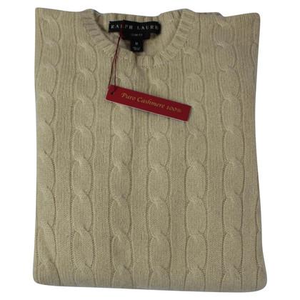 Ralph Lauren Black Label kasjmier truien