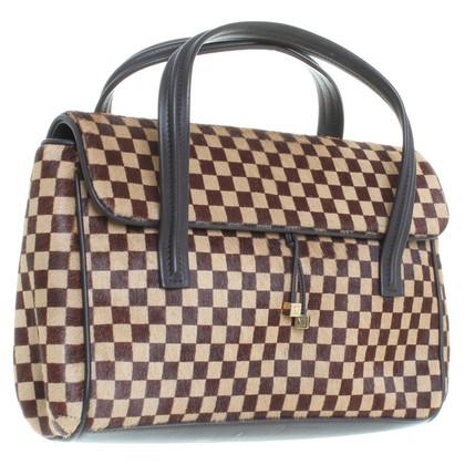 Louis Vuitton Handbag with checkerboard