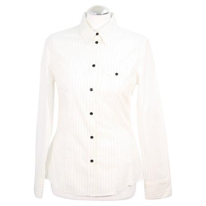 Reiss Striped blouse