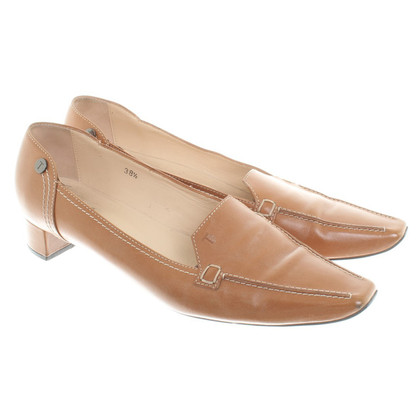 Tod's Camelfarbene pumps
