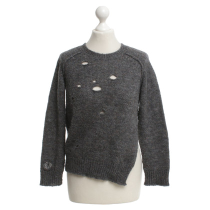 Isabel Marant Etoile Strickpullover in Grau