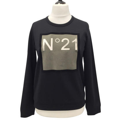 Andere merken N.21 - Zwarte T-shirt