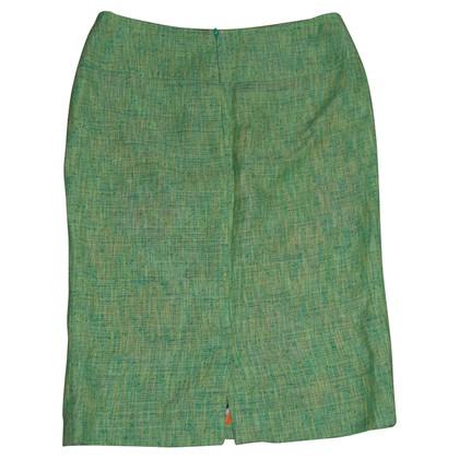 Dolce & Gabbana gonna verde