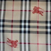 Burberry Seidentuch mit Muster