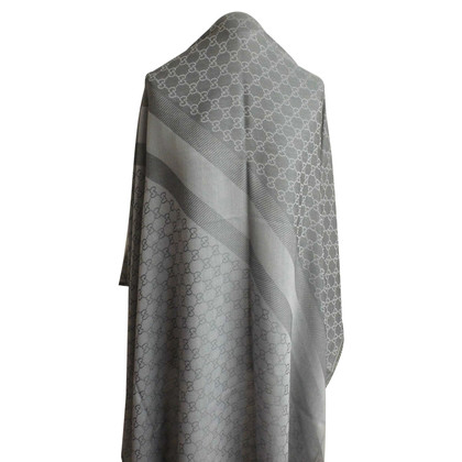 Gucci Cbdb0402-Wool / silk cloth