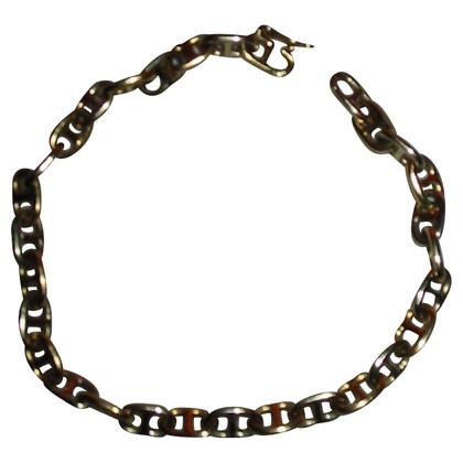 Hermès Gold Bracelet 18 KT Chaîne D'ancre