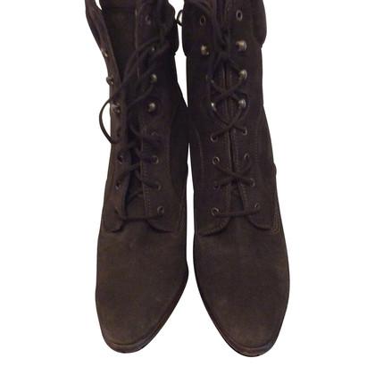 Manolo Blahnik Stivali alla caviglia