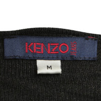 Kenzo Wrap sweater in black