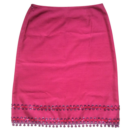 Alberta Ferretti embroidered Skirt