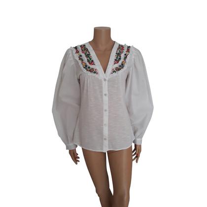 Dolce & Gabbana victorian blouse
