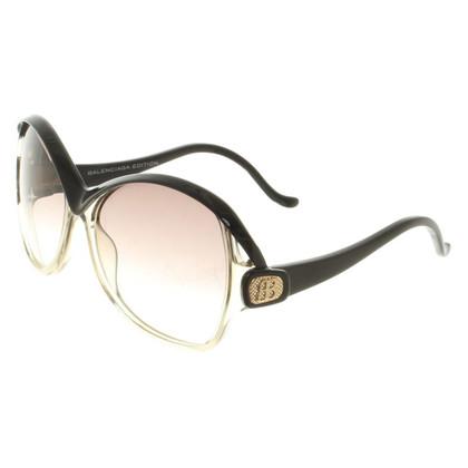 Balenciaga Occhiali da sole con gradiente