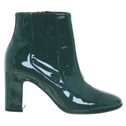 Balenciaga Ankle boots patent leather