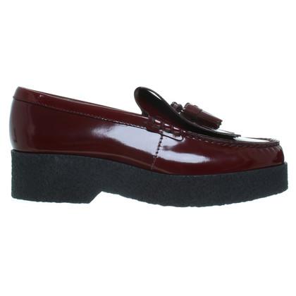 Céline College schoenen met platform