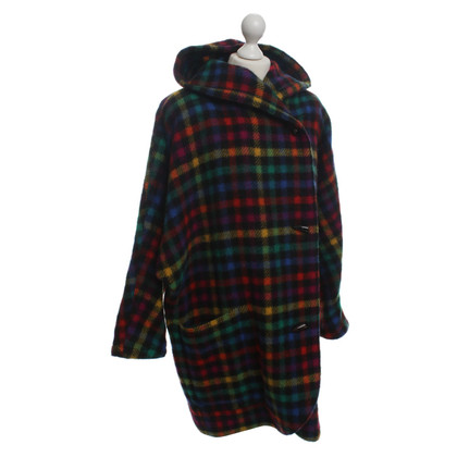 Bogner Wool coat with pattern