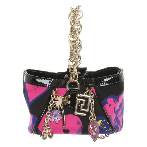 d2cf888866e Versace for H&M Mini bag in multicolor - Second Hand Versace for H&M ...