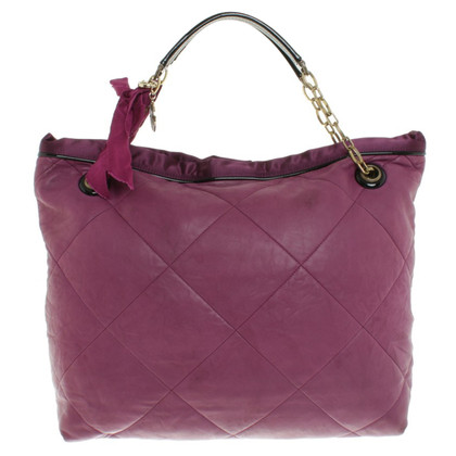 Lanvin Handbag in purple