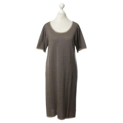 Max Mara Zig-zag brei jurk
