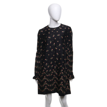 Philosophy di Lorenzo Serafini Dress with a floral pattern