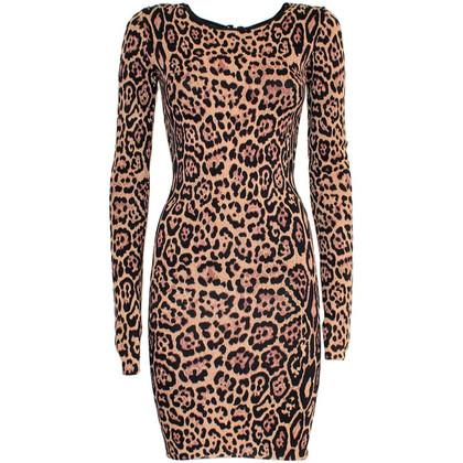 BCBG Max Azria Print jurk