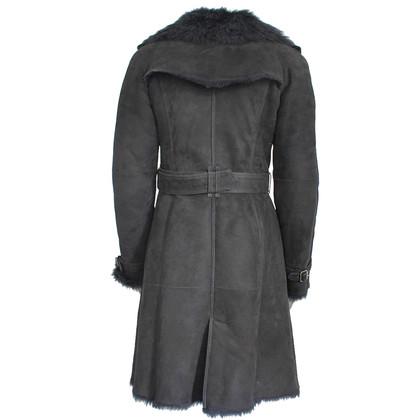 Burberry Sheepskin coat