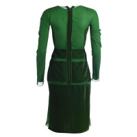 Tom Ford Velvet dress in green