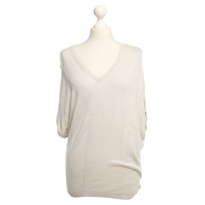 Strenesse Gebreide Top in Beige
