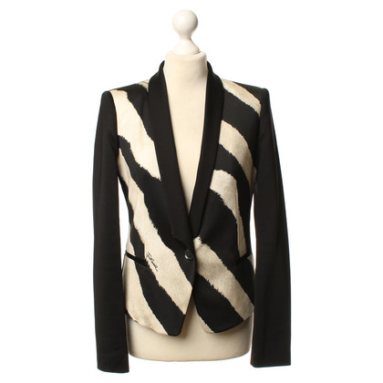 Just Cavalli Blazer patroon