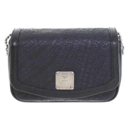 MCM Handbag in blue
