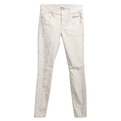 7 For All Mankind Hose in Bicolor