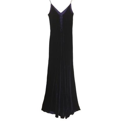 Ralph Lauren velvet dress