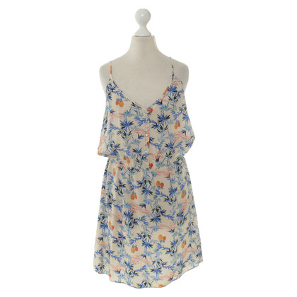 American Vintage Silk dress with pattern