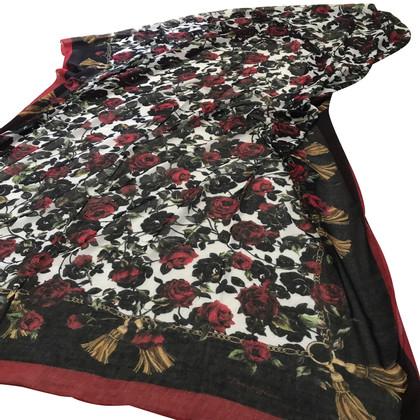 Dolce & Gabbana Sciarpa in cashmere / seta