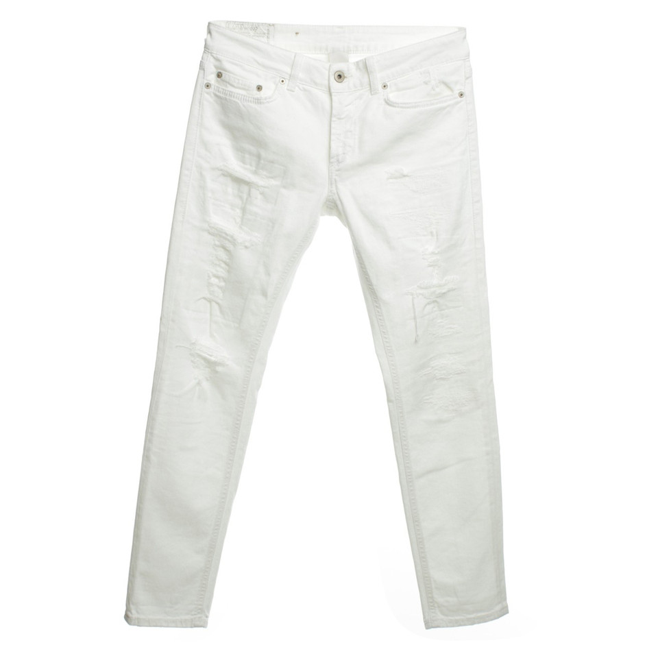 Dondup Jeans im Used-Look