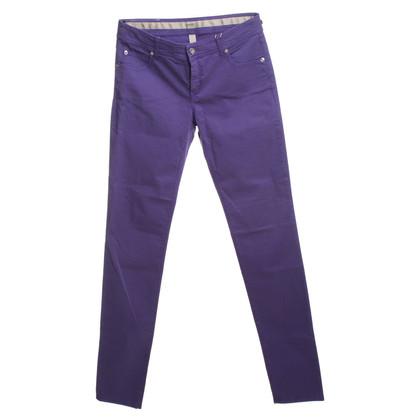 Armani Collezioni Jeans in purple