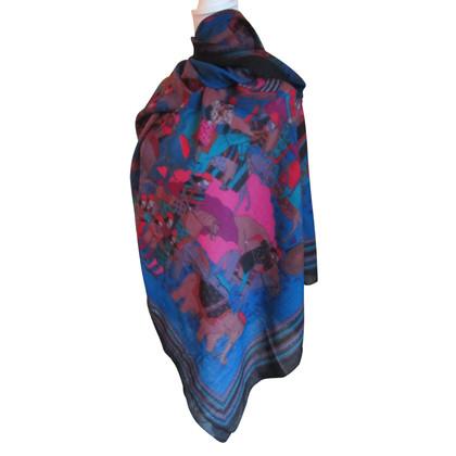 Céline woolen scarf
